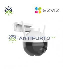 C8C  PRO  Telecamera Dome PAN/TGILT Wi-Fi Ip 2 Mp con ottica fissa 2.8 mm- Ezviz
